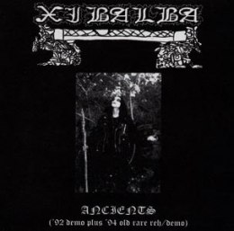 "XIBALBA-""Ancients"" CD"