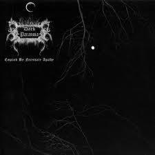 "DARK PARANOIA-""Emptied by Necessary Apathy"" CD"