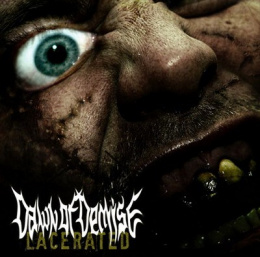 "DAWN OF DEMISE-""Lacerated"" CD"
