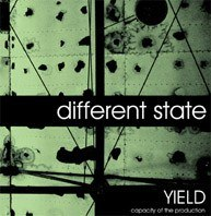 "DIFFERENT STATE-""Yield"" DIGI PACK CD"