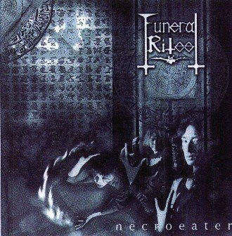 "FUNERAL RITES-""Necroeater"" 12"" LP"