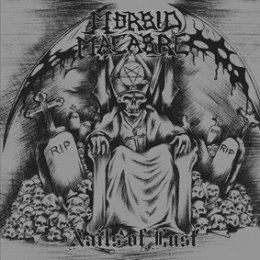 "MORBID MACABRE-""Nails of Lust"" 7"" EP"