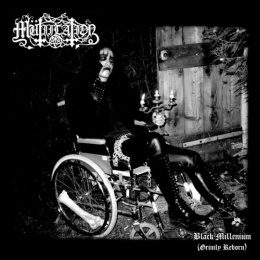 "MUTIILATION-""Black Millenium (Grimly Reborn)"" CD"