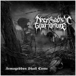 "NECROSADISTIC GOAT TORTURE-""Armageddon shall come"" CD"