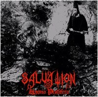 "SALVATION666 - ""Anima Pestifera"" CD"