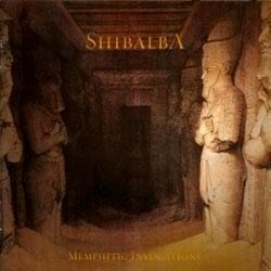 "SHIBALBA-""Memphitic Invocations"" CD"