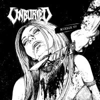 "UNBURIED-""Murder 101"" CD"