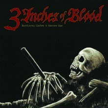 "3 INCHES OF BLOOD -""Battlecry Under A Wintersun"" 12""LP"