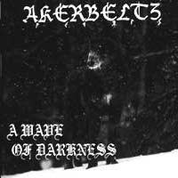 "AKERBELTZ -""A Wave of Darkness"" CD"