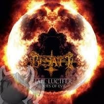 "BESATT -""Hail Lucifer/Roots Of Evil"" CD"