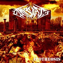 "CALCULATE -""Apotheosis"" CD"