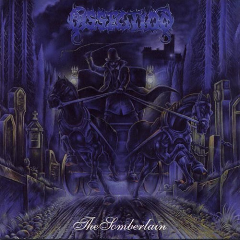 DISSECTION -The Somberlain CD