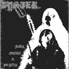 "DYSTER -""Fallen, Suicided & Forgotten"" CD"