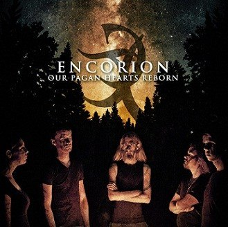 "ENCORION -""Our Pagan Hearts Reborn"" CD"