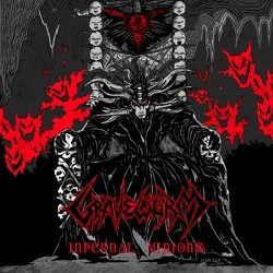 "GRAVEWURM - ""Infernal Minions"" CD"