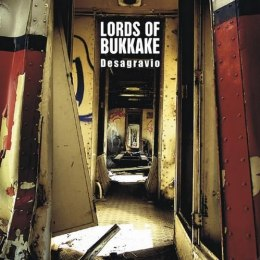 "LORDS OF BUKKAKE -""Desagravio""CD"