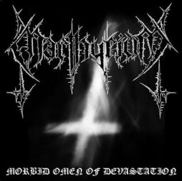 "MARTHYRIUM -""Morbid Omen of Devastation"" 7""EP"