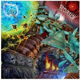 "RECURSION -""Transcendence in Impermanence"" CD"