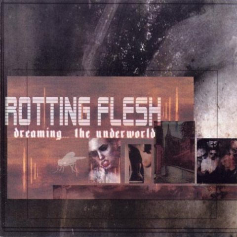"ROTTING FLESH -""Dreaming...The Underworld"" CD"