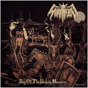 "SVARTFELL -""Day of the Unholy Massacre"" CD"