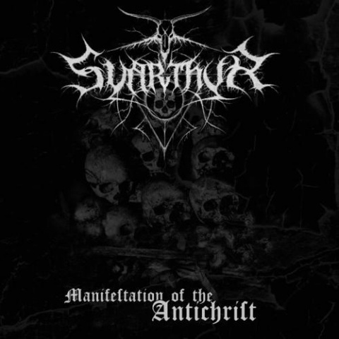 "SVARTHYR -""Manifestation Of The Antichrist"" CD"