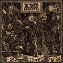 "UNHOLY CRUCIFIX -""Ordo Sevorum Satanae"" CD"