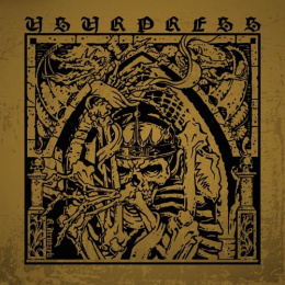 "USURPRESS / BENT SEA - ""Split"" CD"