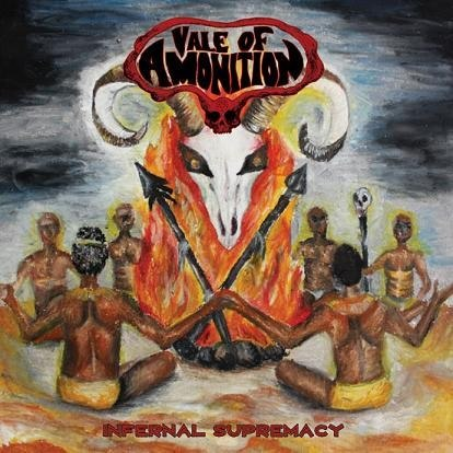 "VALE OF AMONITION- ""Infernal Supremacy"" 7""EP"
