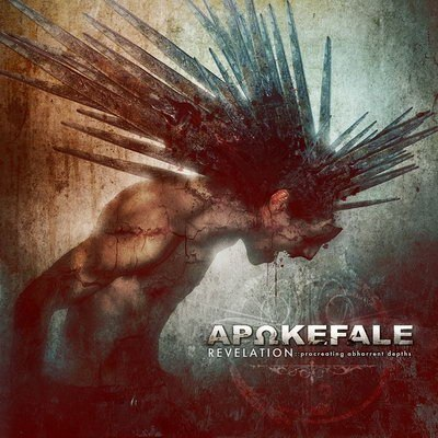 "APOKEFALE -""Revelation: Procreating Abhorrent Depths"" DIGI PACK"