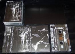 "BLACKWHOLE -""Another Starless Night/Spees Graben"" TAPE"