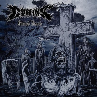 "COFFINS -""Buried Death"" CD"