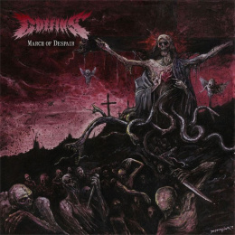 "COFFINS -""March of Despair"" 12"" PICTURE LP"