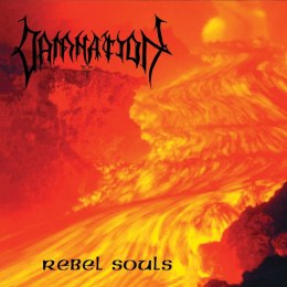 "DAMNATION -""Rebel Souls"" DIGI PACK"
