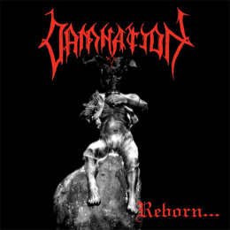 "DAMNATION -""Reborn..."" CD"