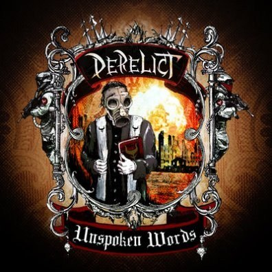 "DERELICT -""Unspoken Words"" CD"