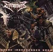 "DISMEMBER -""Where Ironcrosses Grow"" CD"