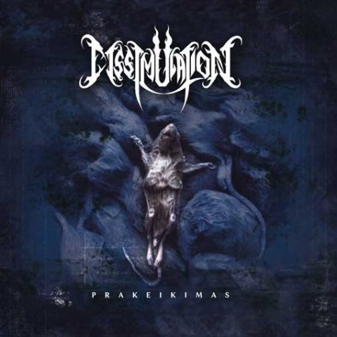 "DISSIMULATION -""Prakeikimas"" CD"