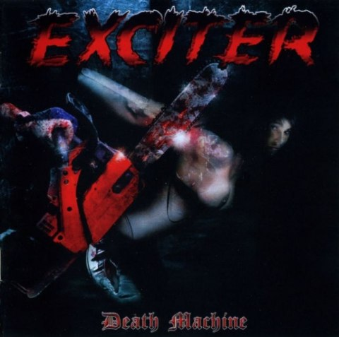 "EXCITER -""Death Machine"" 12""LP"
