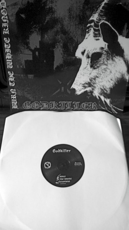 "GODKILLER -""Burn The White Kingdom"" 12"" LP"