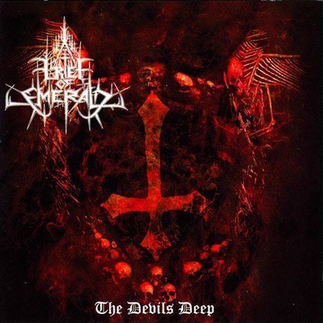 "GRIEF OF EMERALD -""The Devils Deep"" CD"