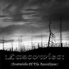 "LASCOWIEC - ""Frostwinds of the Apocalypse"" CD"
