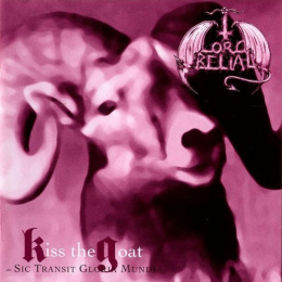 "LORD BELIAL -""Kiss The Goat"" 12""LP"