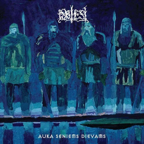 "OBTEST -""Auka Seniems Dievams"" PICTURE LP"