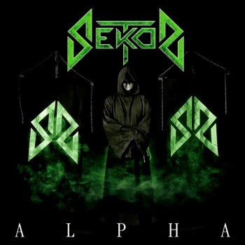 "SEKTOR -""Alpha"" CD"