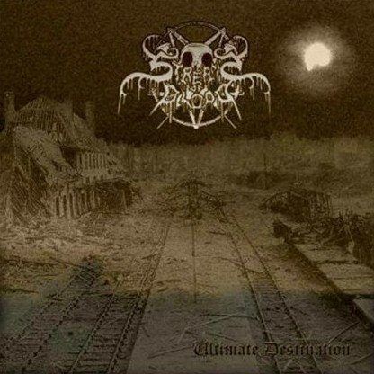 "STREAMS OF BLOOD -""Ultimate Destination"" CD"