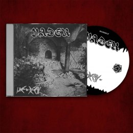 "VADER -""Live in Decay"" CD"
