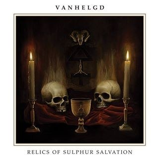 "VANHELGD -""Relics of Sulphur Salvation"" CD"