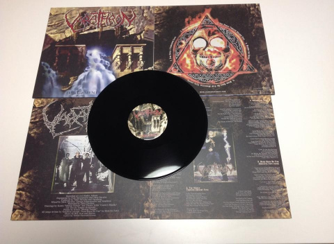 "VARATHRON -""The Lament of Gods"" 12"" MLP"