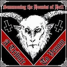 "A TRUBITE TO VENOM -""Summoning the Hounds of Hell"" 12""LP"