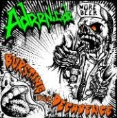 "ADRENICIDE -""Bursting into Decadence"" CD"